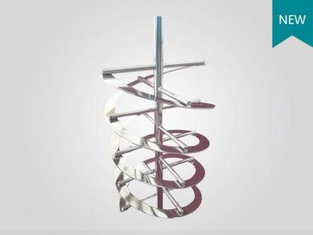 螺带式桨叶
