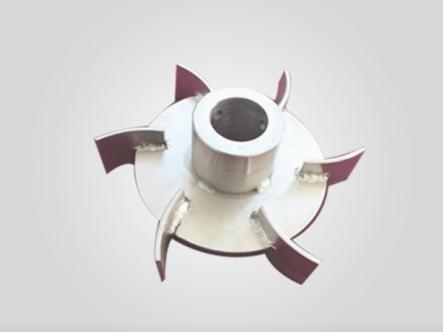 6直叶圆盘涡轮桨叶