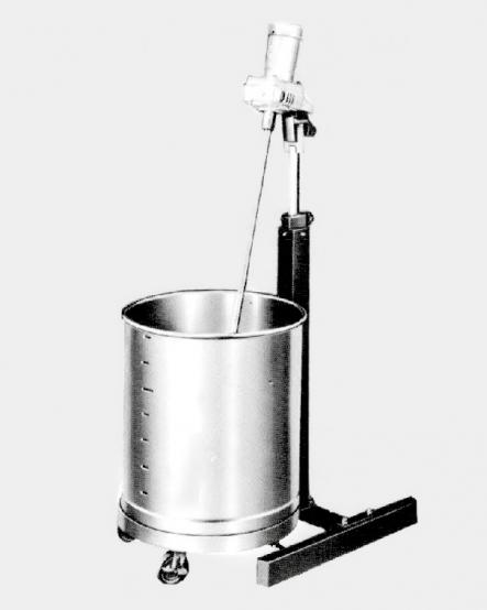 搅拌机、支架、搅拌罐